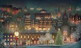 ^ Edinburg Christmas ~ Jacquie Lawson