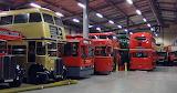 Acton bus museum