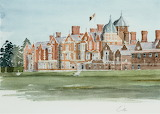 ^ HRH The Prince of Wales - Sandringham