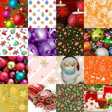 #Christmas Decorations Collage 2