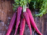 Purple Carrot High Quality