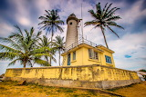 Galle Fort Lighthouse, Sri Lanka