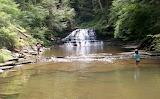Salter Spring Falls