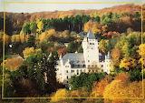 castle Colmar Berg Luxemburg