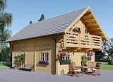 Cottage wooden