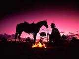 #Wild West Camping