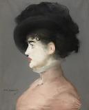 Edouard Manet, Irma Brunner, 1880