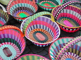 Colourful Baskets