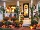 Farmhouse Porch Decorations