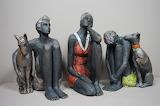 Sylvie du Plessis, sculptures