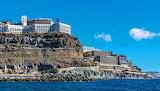 Port Puerto Rico Gran Canary Islands