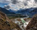 Tal der Flüsse