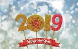 New year 20 happy 2019