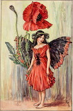 """Fairy Tales"" ""Cicely Mary Barker"" ""Autumn Faeries"""
