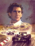 F1 A.Senna-collage