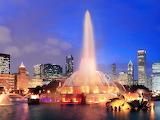 Chicago Illinois Fountain USA