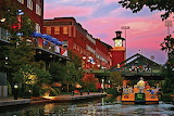 Oklahoma City river walk