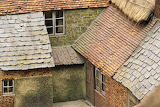 Roof Detail - Badbury Farm