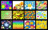 ☺ Collage- Smileys