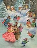Romantic Ice-skaters~ SusanWheeler