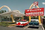 1950's McDonalds