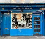 Shop Notting Hill London England Blue Door