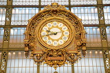 Clock of Musee d'Orsay