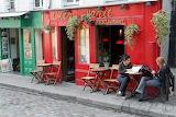Cafe Marie Paris France