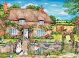 Cottage Gathering - Debbie Cook