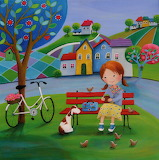 Ulla's Lunch - Iwona Lifsches