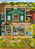 The Olde Country Store - Art Poulin