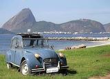 Argentina made Citroën 3CV