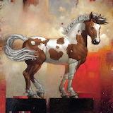 Horse Totem by Craig Kosak