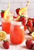 #Strawberry Lemonade