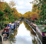Little Venice in London UK