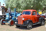 Commer truck & Lanz Bulldog tractor