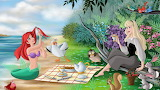 The-Little-Mermaid-and-Sleeping-Beauty-Disney-animated-film 2560