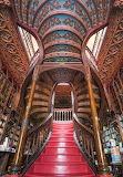 Libraries - Lello Bookstore - Porto, Portugal