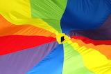 Colours-colorful-rainbow-air balloon-material