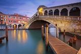 Rialto Bridge, Venice, 16thC