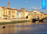 Old bridge in Florence, Italy by auricle99 from magic jigsaw puz