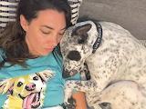 Best Dog Cuddles