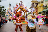Disney's Christmas Parade
