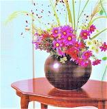 Interior flower3