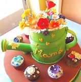 Cake and cupcakes @ Tartas de Sande
