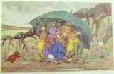 Margaret Tempest, Buns in the rain
