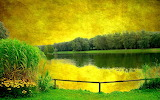^ Art depicting peaceful tranquility