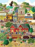 Western Town - Joseph Burgess