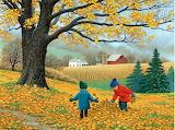 Falling Leaves~ JohnSloane