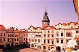 #Pernštýn Square Pardubice CZ Photo by Pardubice.eu
